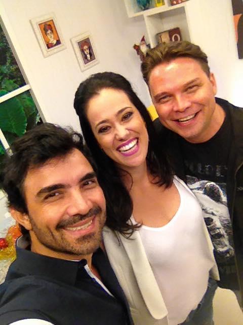 Entrevista para Mira Filizola no programa SBT e você.